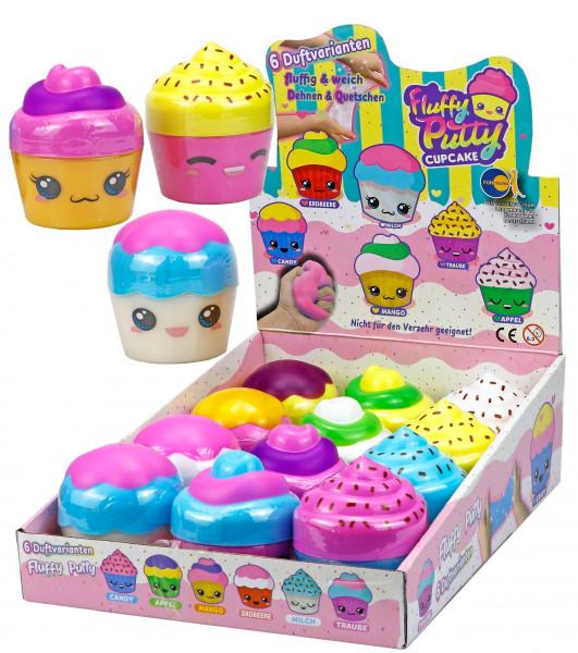 Fluffy Putty - Cupcake