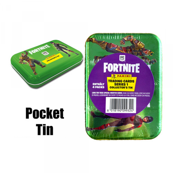 Fortnite Pocket Tin Dose
