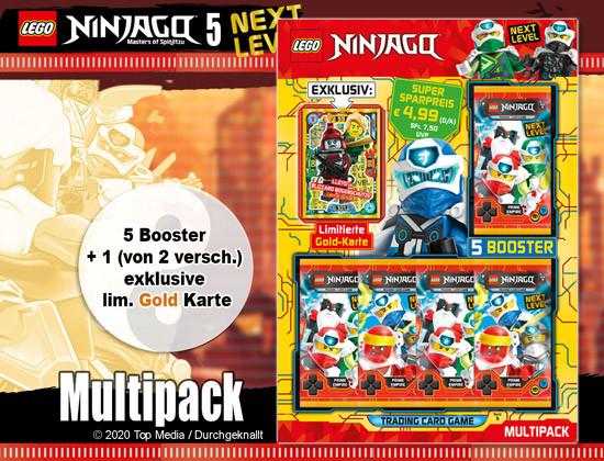 Lego Ninjago Serie 5 - Multi-Pack