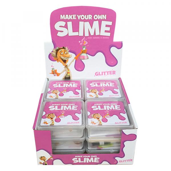 DIY Slime Glitter