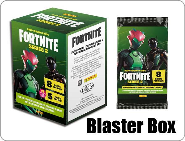 Fortnite Blaster Box Serie 2 US
