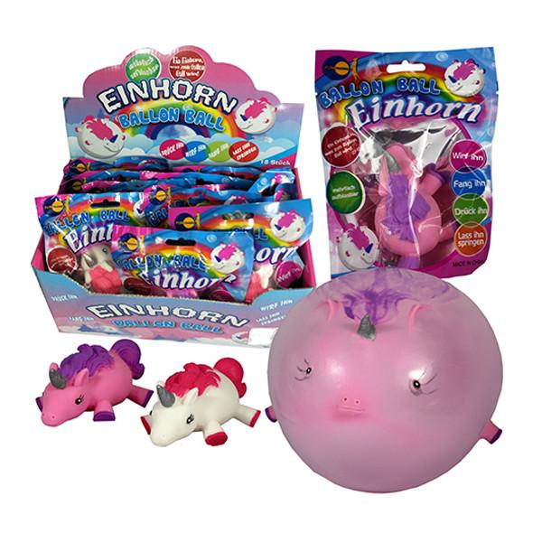 Fun Ballon Einhorn