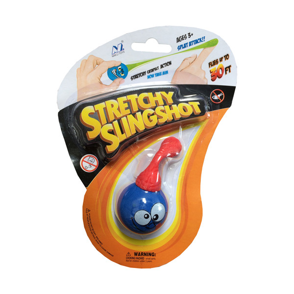 Schleuder-Ball, Stretchy Slingshot Ball