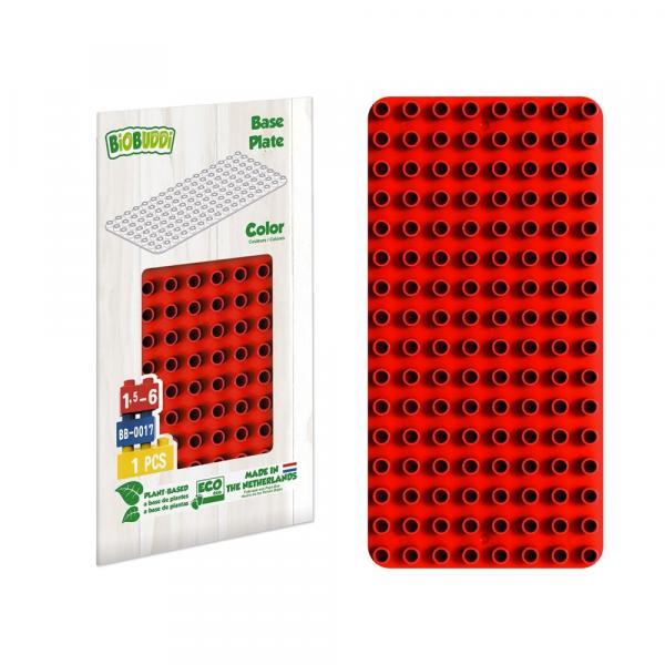 Basic Platte:Farbe Rot