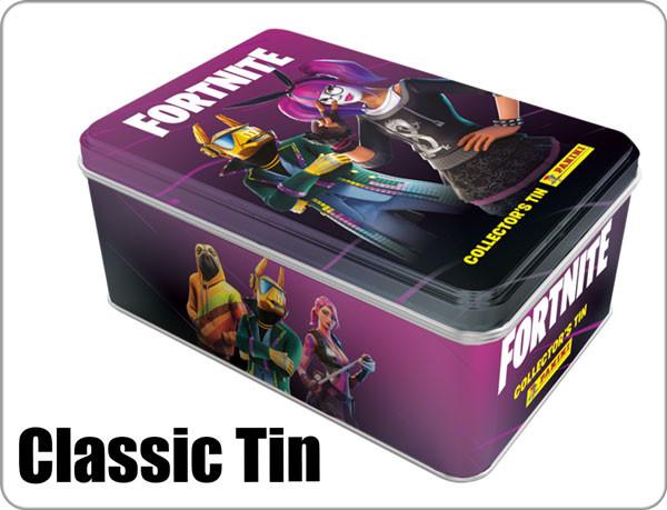 Fortnite Classic Tin Serie 2 US