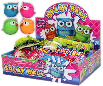 Splat-Ball Eule