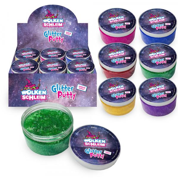 Wolkenschleim® Glitter Putty