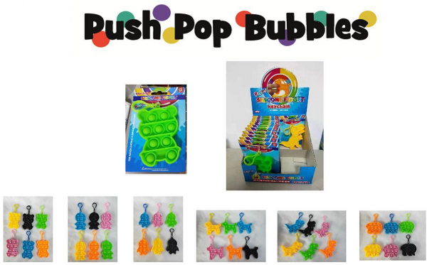 Push Pop Bubbles