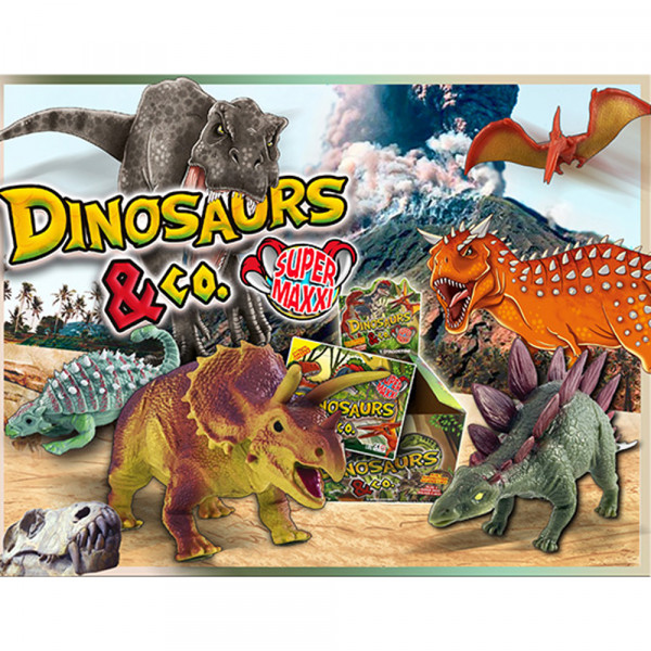 Dinosaurs & Co. Super Maxxi Edition