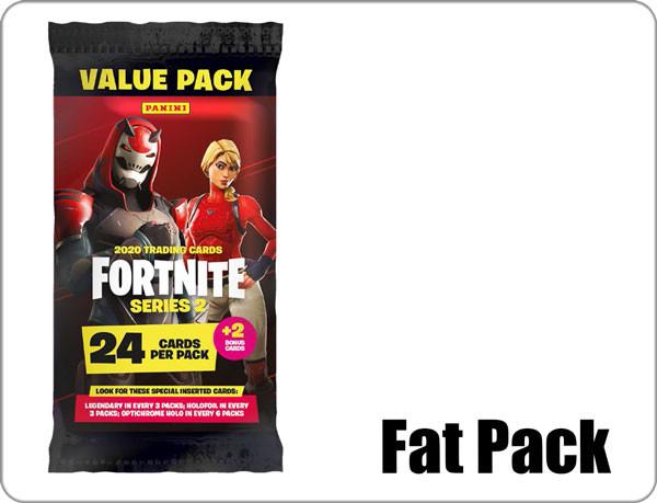 Fortnite Fat Packs Serie 2 US