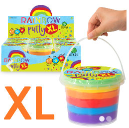 Rainbow Putty XL (1 Liter Eimer)