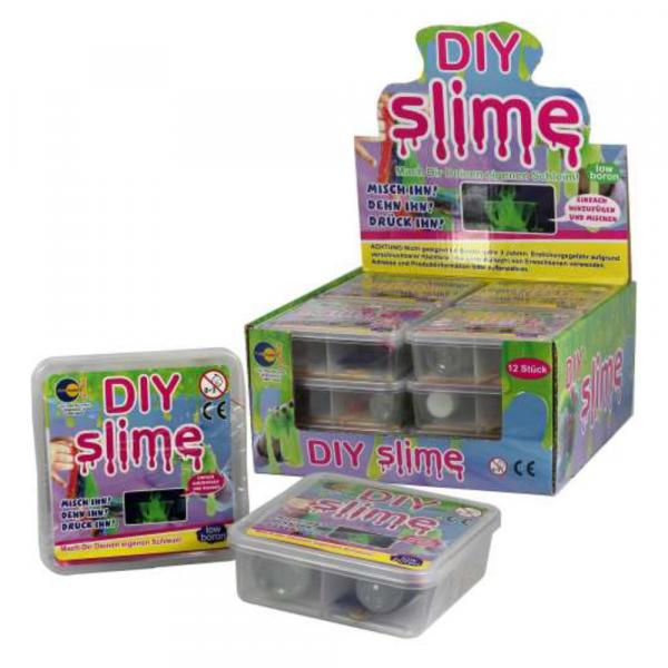 DIY Slime Werkstatt