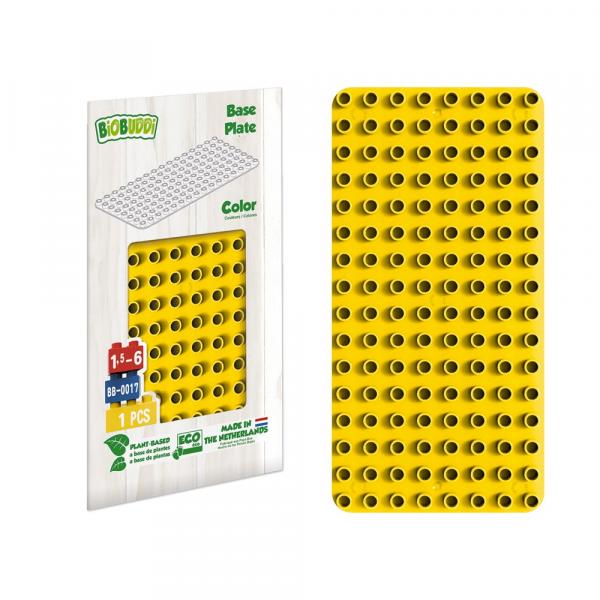 Basic Platte:Farbe Gelb