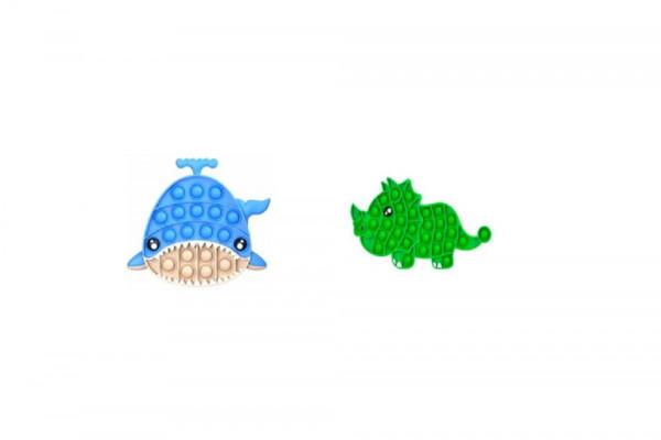 Plop up! Dino / Wal Zappelspiel