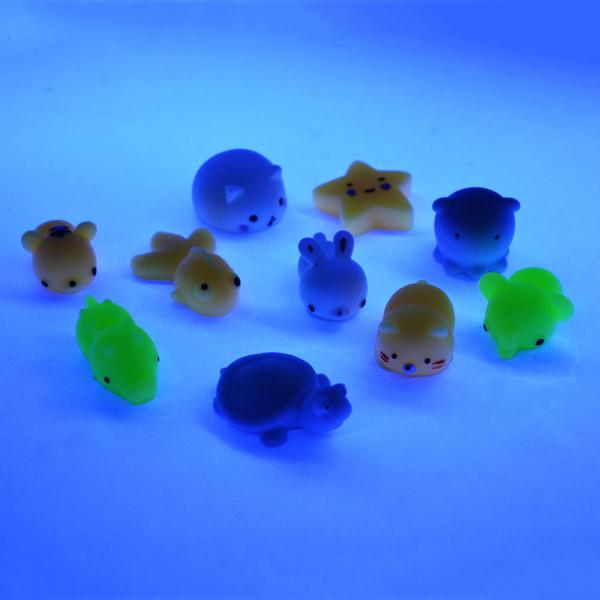 Squishy Minis Nachtleuchtend