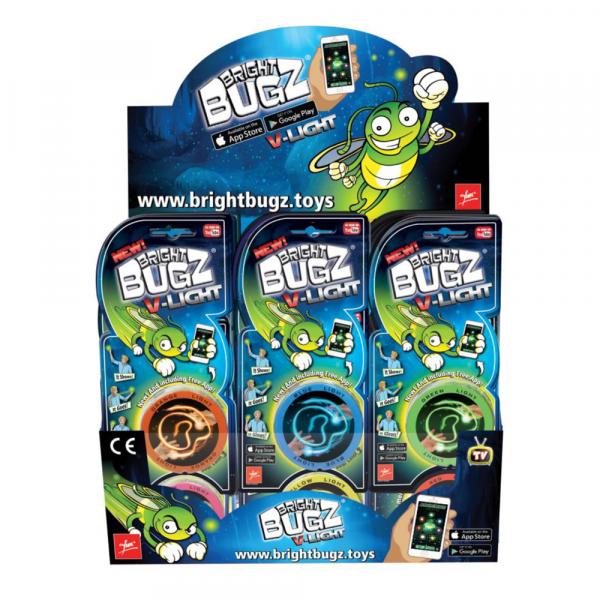 Bright Bugz V-Light mit App