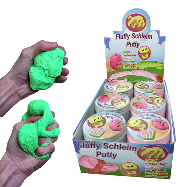 Fluffy Putty