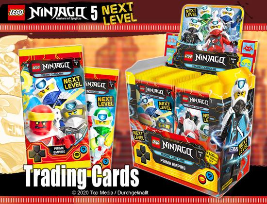 Lego Ninjago Serie 5 - Booster