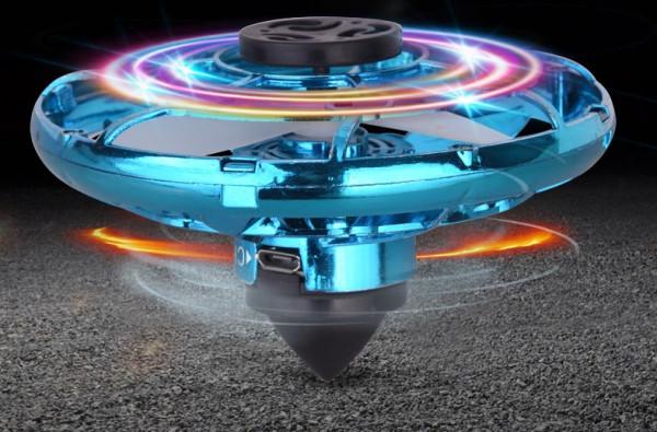 Fly-Go - Flying Spinner - Elektronischer Flugkreisel