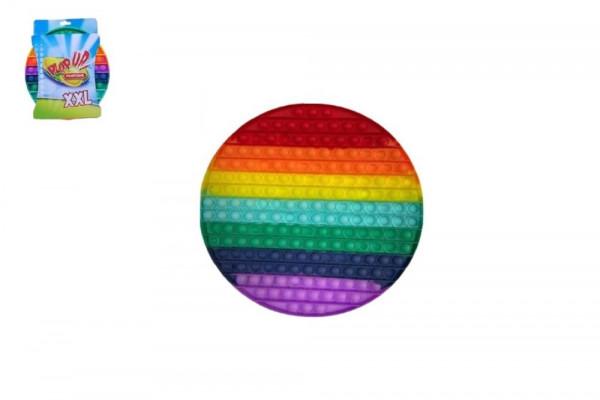 Mega Rainbow fidgetgame XXL