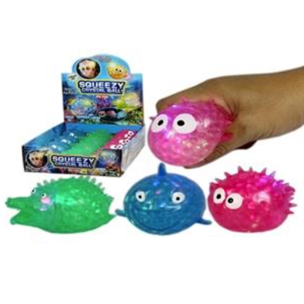 Squeezy Seetiere mit Licht