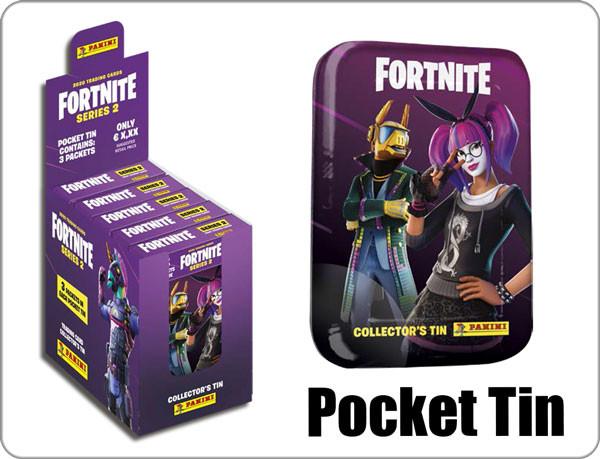 Fortnite Pocket Tin Serie 2 US