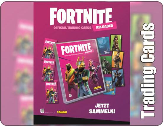 Fortnite Trading Cards Serie 2