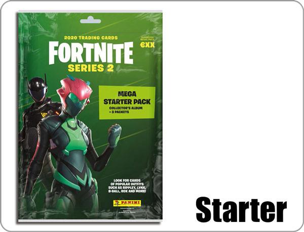 Fortnite Starter Set Serie 2 US