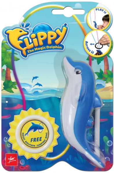 Flippy The Magic Dolphin