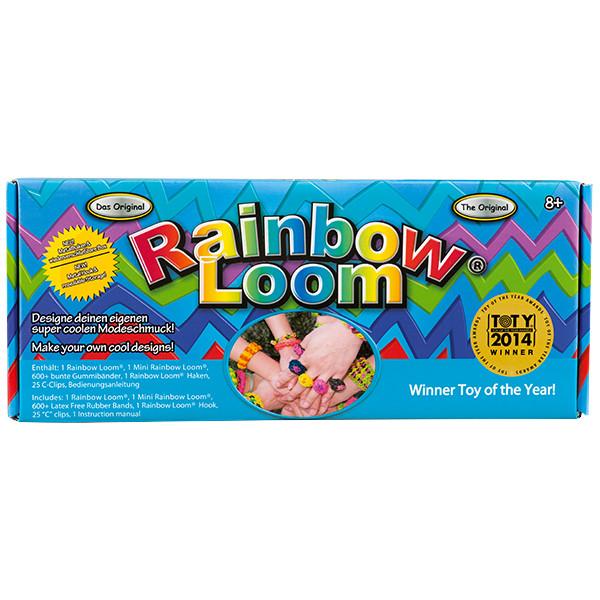 Rainbow Loom® Starterset mit Metallnadel