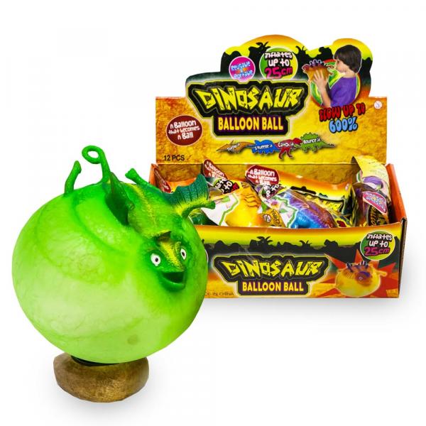 Jelly Balloon Dinosaurier