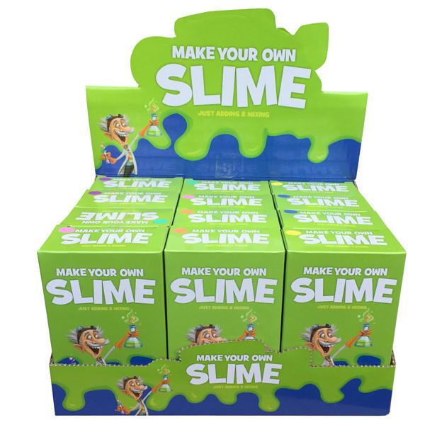 Professor Schleim – DIY Slime